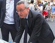 Il ministro Catania