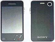 Il modello della Sony (mai realizzato) che secondo Samsung Apple ha usato per progettare l'iPhone