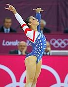 Alexandra Raisman (Reuters)
