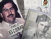 L'album delle figurine dedicato a Escobar (da eltiempo.com)
