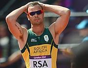 Oscar Pistorius (Afp)