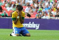 La maledizione olimpica continuaIl Messico batte il Brasile a Wembley
