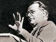 Palmiro Togliatti (Genova, 1893-Yalta, 1964), segretario del Pci dal 1938 alla morte