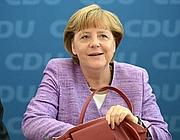Angela Merkel (Afp)