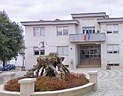Il municipio di Rizziconi