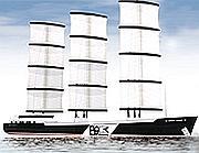Il prototipo del mercantile a vela