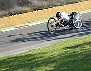 Zanardi in azione a Brands Hatch (Afp/Neal)