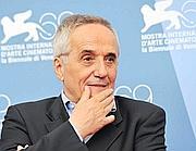 Marco Bellocchio (Ansa/D. Dal Zennaro)