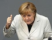 La cancelliera tedesca Angela Merkel (Reuters/Bensch)