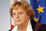 Il ministro dell'Interno Annamaria Cancellieri (Imagoeconomica)