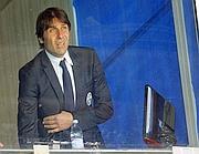 Per Conte sar� tribuna anche nelle partite di Champions League (LaPresse)