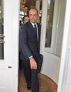 Il segretario del Pdl, Angelino Alfano (Reuters)