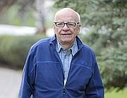 Rupert Murdoch (Ansa)