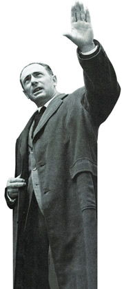 Enrico Mattei (1906-1962) era nato ad Acqualagna, nelle Marche