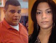 I fratelli: Reiver e Lisandra Rico