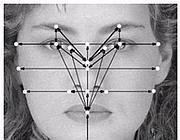 Il riconoscimento facciale funziona utilizzando alcuni punti fissi del viso come per le impronte digitali e viene usato anche dall'Fbi (Foto web)