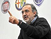 Sergio Marchionne in una foto d'archivio