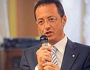 Il consigliere regionale del Piemonte Roberto Boniperti
