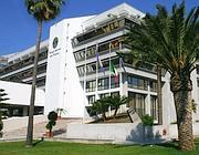 La sede del Consiglio regionale calabrese