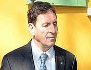 Il presidente dell'Aler di Lecco Antonio Piazza (foto Cardini, dal sito laprovinciadilecco.it)