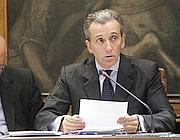 Vittorio Grilli , il ministro dell'Economia