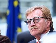 Yves Mersch (Afp/Patrick Hertzog)