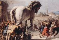 La culla dell'Europa sotto le mura di Troia