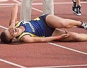 Un atleta infortunato