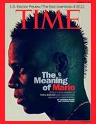 La copertina di �Time�