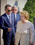 Il ministro dell'Interno Annamaria Cancellieri con il capo della Polizia Antonio Manganelli (Ansa)