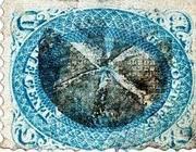 Il francobollo è stato acquistato a Dresda (Agi)