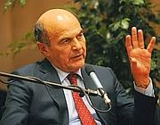 Pierluigi Bersani (Fotogramma)