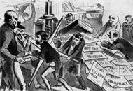 L'affare tabacchi Il primo scandalo