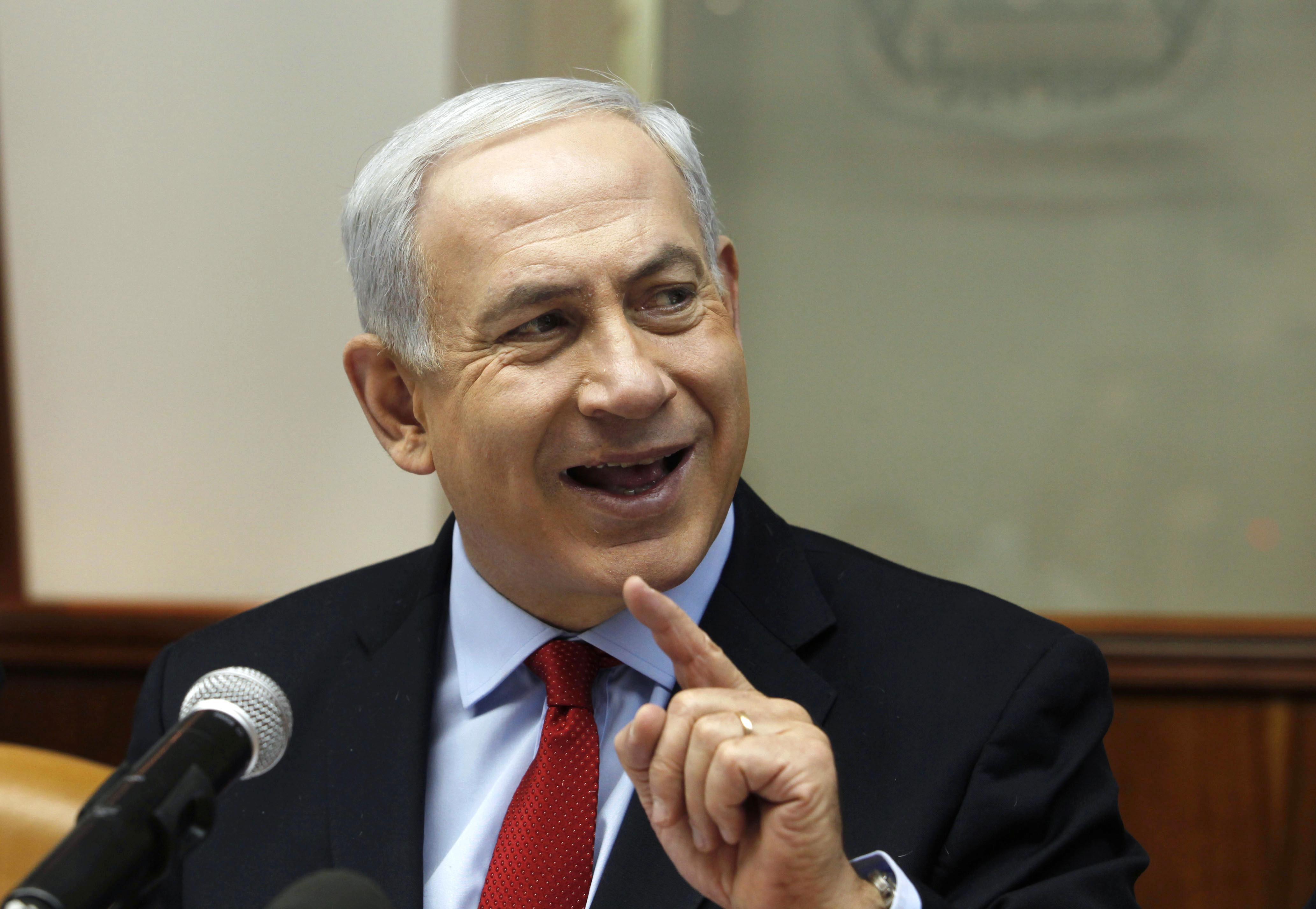 Bibi Netanyahu, tra lui e Barack Obama non vi è una gran simpatia (Ap)