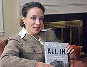 Paula Broadwell, biografa e amante di Petraeus (Ap)