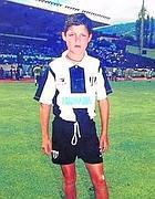 Cristiano Ronaldo da bambino, prima di diventare stella del Real Maadrid