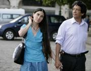 Yoani Sanchez col marito Reinaldo Escobar