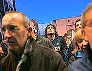 I giornalisti del Pais in mobilitazione