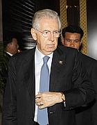 Mario Monti (Ansa)