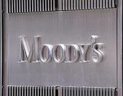 Il logo di Moody's