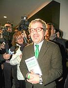 Roberto Maroni presenta il suo libro (Faravelli)