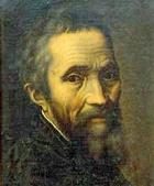 Michelangelo Buonarroti (1475–1564) è anche l'autore degli affreschi nella Cappella Sistina in Vaticano