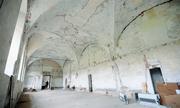 L'opera che Michelangelo non è riuscito a concludere — e comprata per 135 milioni di lire nel 1952 dal Comune di Milano — sarà esposta nell'«Ospedale spagnolo», poco più di 600 metri quadri dentro le mura occidentali del Castello Sforzesco di Milano (a destra, Fotogramma)