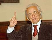 Antonino Zichichi, nato a Trapani nel 1929