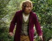 Martin Freeman nei panni di Bilbo Baggins