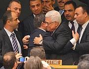 Abu Mazen (Afp)