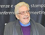 Ettore Scola al Torino Film Festival (Ansa)