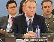 Branislav Milinkovic (