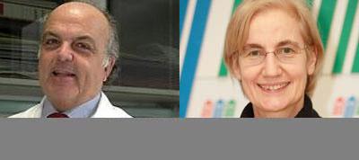 Gli esperti che rispondono ai lettori sul forum Malattie rare: Bruno Dallapiccola e Lucia Monaco