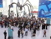 La conferenza Onu di Doha in Qatar (AP/Faisal)